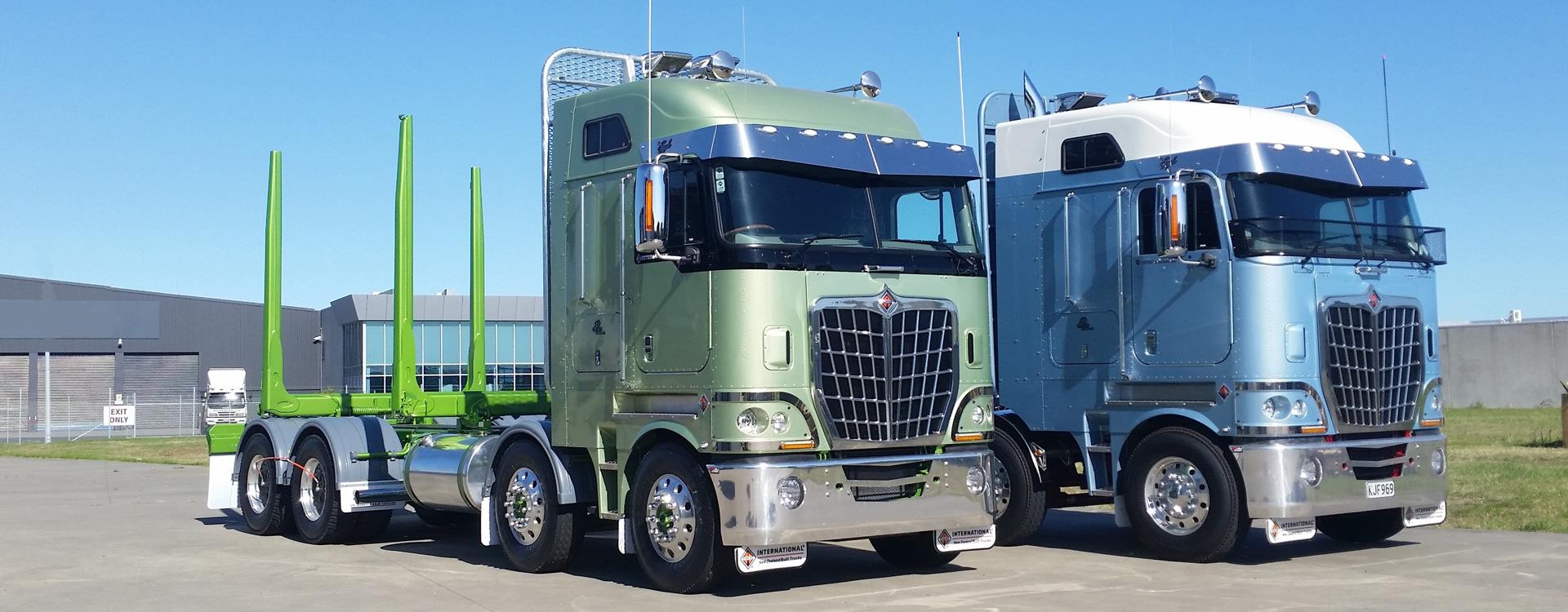 International 9870 Intertruck Distributors Nz Ltd