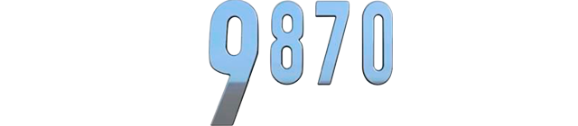 International 9870 logo